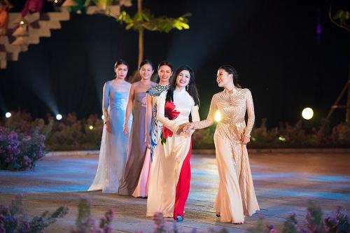 Nghệ sĩ, giai nhân Việt rạng rỡ trảy hội áo dài Hà Nội - 2