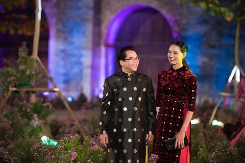 Nghệ sĩ, giai nhân Việt rạng rỡ trảy hội áo dài Hà Nội - 8