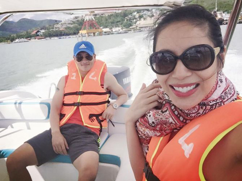 12 cặp sao Việt cứ ra biển là có cảnh tình tứ - 7