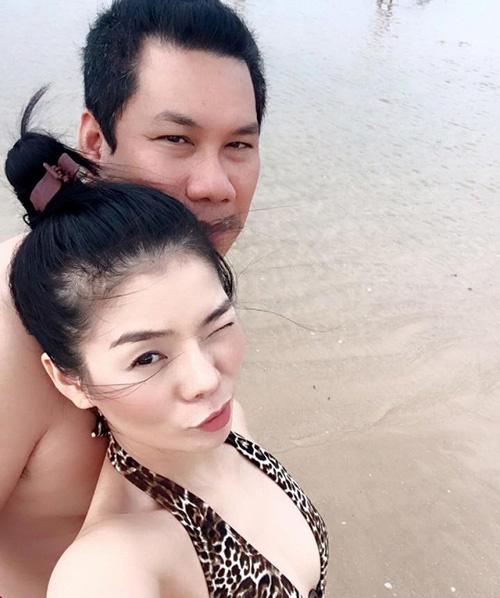12 cặp sao Việt cứ ra biển là có cảnh tình tứ - 13