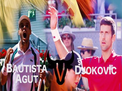 Djokovic - Agut: Tuyệt đỉnh thăng hoa (BK Shanghai Masters) - 1