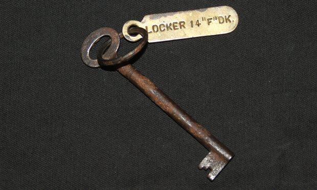 Chìa khóa tủ của tàu Titanic có giá 1,4 tỷ đồng - 2