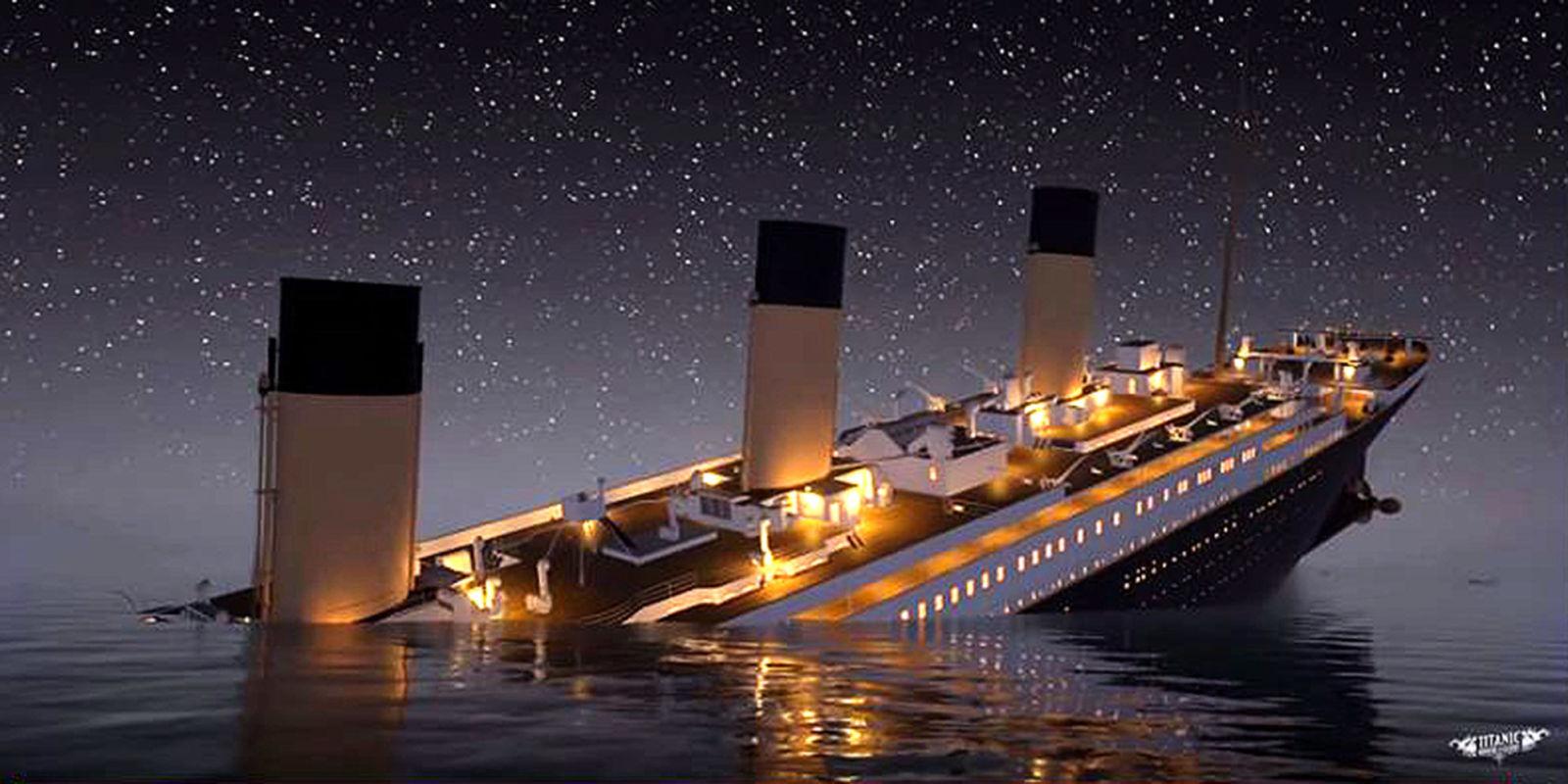 Chìa khóa tủ của tàu Titanic có giá 1,4 tỷ đồng - 1