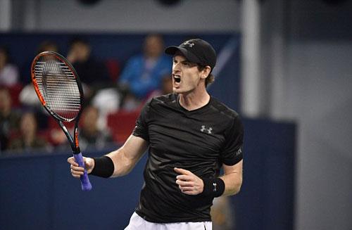 Murray – Simon: Thiên đường trong tầm tay (BK Shanghai Masters) - 1