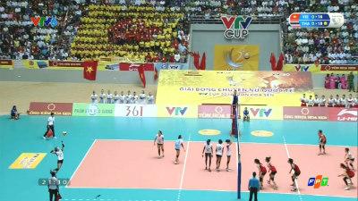 Chi tiết ĐT Việt Nam – Chonburi: Ngôi hậu xứng đáng (CK bóng chuyền VTV Cup) (KT) - 4