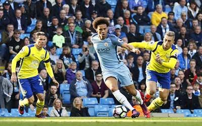 Chi tiết Man City - Everton: Xứng đáng có điểm (KT) - 3