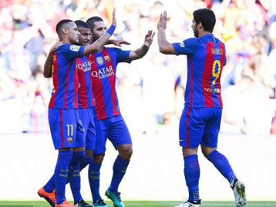 Chi tiết Barcelona - Deportivo: Thế trận an bài (KT) - 4