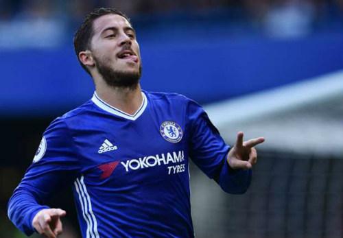 Chelsea thắng đậm, Hazard ca ngợi sơ đồ 3-4-3 của Conte - 1