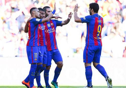 Barcelona - Deportivo: Messi chỉ là vai phụ - 1
