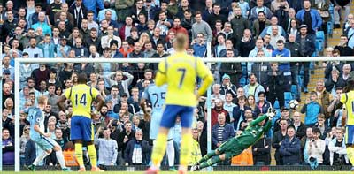 Chi tiết Man City - Everton: Xứng đáng có điểm (KT) - 5
