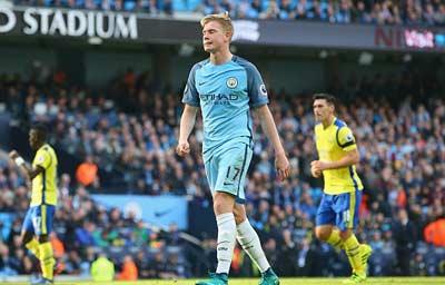 Chi tiết Man City - Everton: Xứng đáng có điểm (KT) - 6