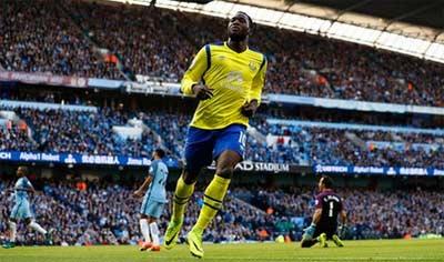 Chi tiết Man City - Everton: Xứng đáng có điểm (KT) - 10