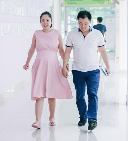 Dương Cẩm Lynh sinh con trai đầu lòng - 2