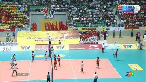 Việt Nam - Chonburi: Lực bất tòng tâm (CK bóng chuyền VTV Cup) - 1