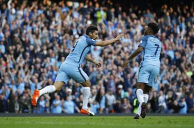 Chi tiết Man City - Everton: Xứng đáng có điểm (KT) - 11
