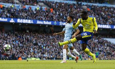 Chi tiết Man City - Everton: Xứng đáng có điểm (KT) - 9