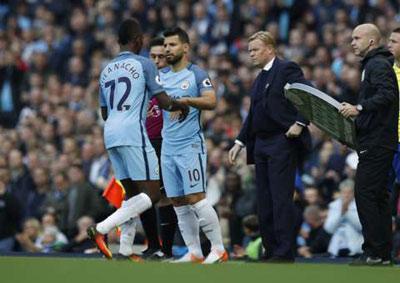 Chi tiết Man City - Everton: Xứng đáng có điểm (KT) - 8