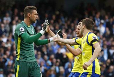 Chi tiết Man City - Everton: Xứng đáng có điểm (KT) - 7