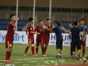 Bóng đá - Cú sút xa cực đỉnh giúp U19 Việt Nam hạ gục U19 Triều Tiên