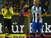 Bóng đá - Dortmund - Hertha Berlin: Nóng bỏng đến phút cuối