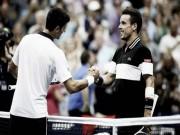 Thể thao - Chi tiết Djokovic – Agut: Set 2 nghẹt thở (KT)