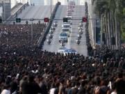 Thế giới - Dân Thái tiễn biệt nhà vua, đón chờ tương lai vô định