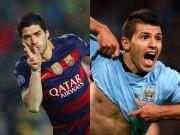 Đại gia Trung Quốc 8 tỷ USD xây siêu đội hình: Suarez, Aguero