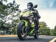 """Nhá hàng"" Kawasaki Ninja 650 sportbike và Z650 naked sport 2017"