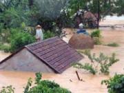 Tin tức trong ngày - Quảng Bình hứng mưa lớn chưa từng có trong lịch sử