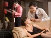 Bạn trẻ - Cuộc sống - Chồng thản nhiên cổ vũ để đối tác sàm sỡ vợ