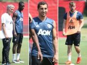 Bóng đá - MU: Chìa khóa thắng Liverpool, Mourinho chỉ rèn thể lực