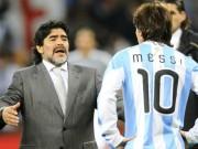 Bóng đá - Tin HOT bóng đá tối 15/10: Maradona khen Neymar, dè bỉu Messi