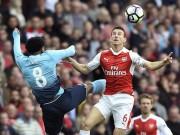 Bóng đá - Chi tiết Arsenal - Swansea: Lỡ ngôi đầu bảng (KT)