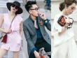 Tủ đồ hiệu đẳng cấp của bộ ba stylist Việt đình đám