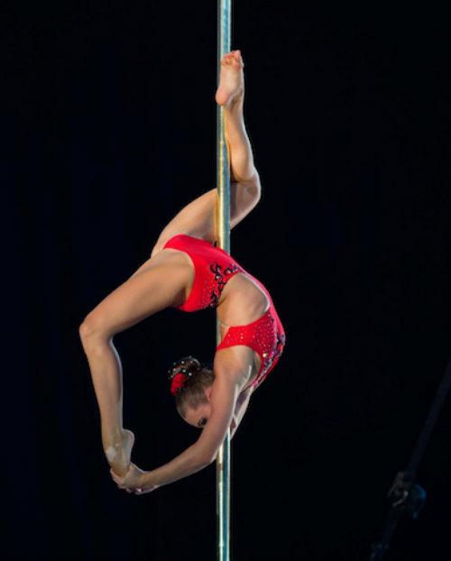 Đề xuất công nhận múa cột là môn thể thao Olympic - 2