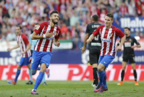 """Atletico - Granada: Cỗ máy """"siêu hủy diệt"""" - 1"""