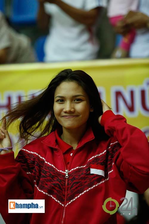 Người đẹp Indonesia đăng quang Hoa khôi VTV Cup 2016 - 5