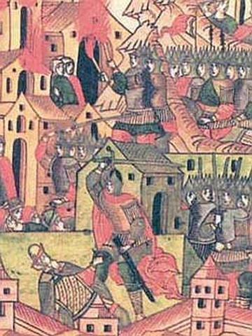Chiến dịch đẫm máu để thống trị châu Âu của quân Mông Cổ - 1