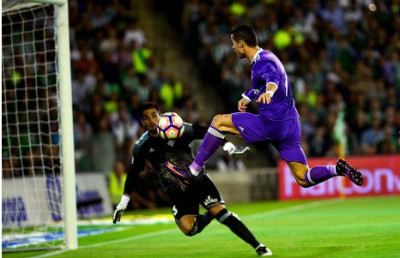 """Chi tiết Real Betis - Real Madrid: Ronaldo """"khóa sổ"""" (KT) - 4"""
