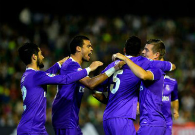 """Chi tiết Real Betis - Real Madrid: Ronaldo """"khóa sổ"""" (KT) - 3"""
