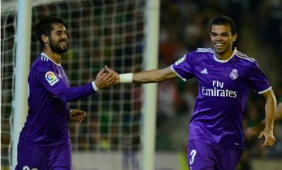 """Chi tiết Real Betis - Real Madrid: Ronaldo """"khóa sổ"""" (KT) - 7"""