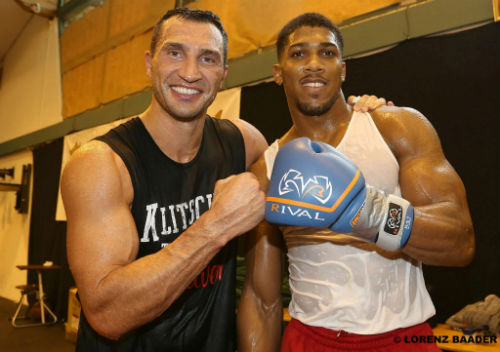 Tin thể thao HOT 16/10: Chốt ngày Klitschko đấu Joshua - 1