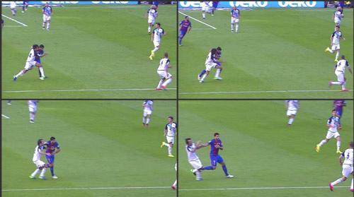Messi lại nôn khan, vẫn lập kỷ lục La Liga mới - 3