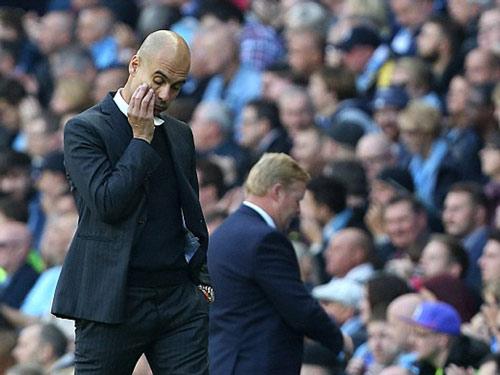 Man City 2 trận mất điểm, Pep quyết không thay đổi - 1