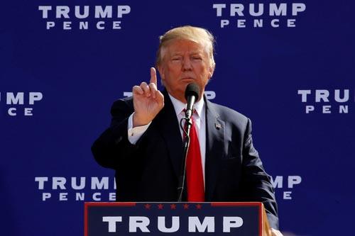 Trump đòi bà Clinton thử ma tuý, nghi dùng chất kích thích - 1