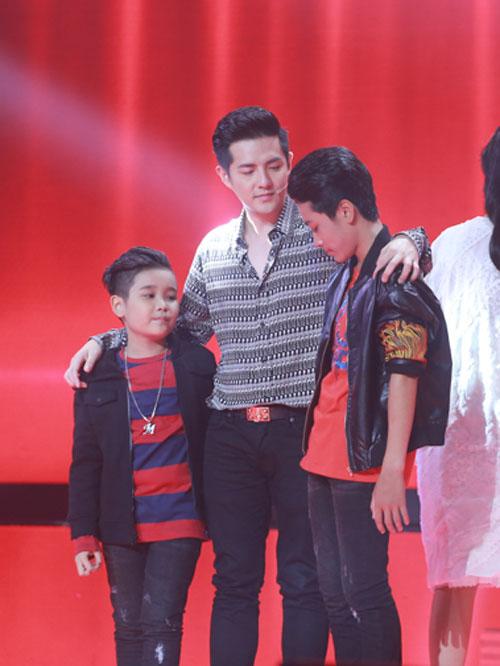 """Noo Phước Thịnh đã hết """"mít ướt"""" tại The Voice Kids - 3"""