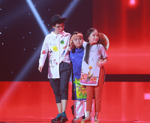 """Noo Phước Thịnh đã hết """"mít ướt"""" tại The Voice Kids - 4"""