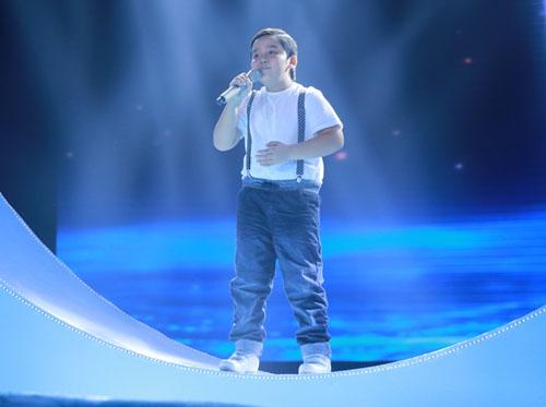 """Noo Phước Thịnh đã hết """"mít ướt"""" tại The Voice Kids - 5"""