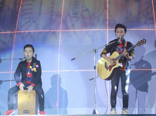 """Noo Phước Thịnh đã hết """"mít ướt"""" tại The Voice Kids - 12"""