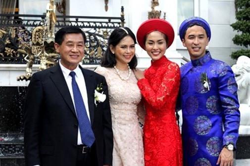 Trùng hợp kỳ lạ giữa Hà Tăng và mẹ chồng đại gia - 3